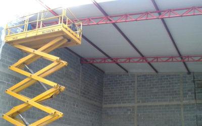 Dachy z płyty warstwowej